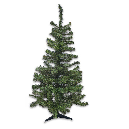4 ft. 202T Christmas Pine Tree Decoration with Stand Easy to Assemble