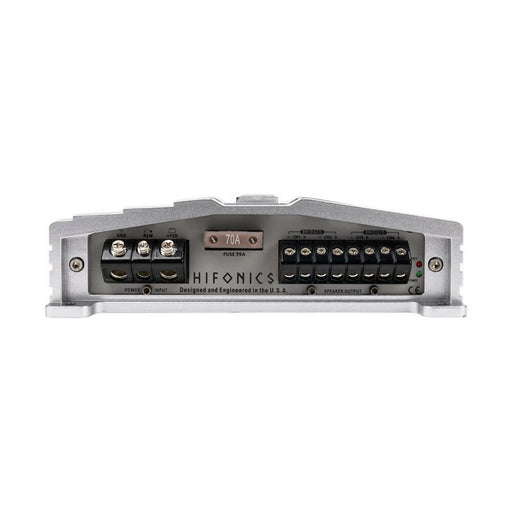 Hifonics ZG-1200.4 Zeus Gamma 1200W Class A/B 4-Channel Car Audio Amplifier