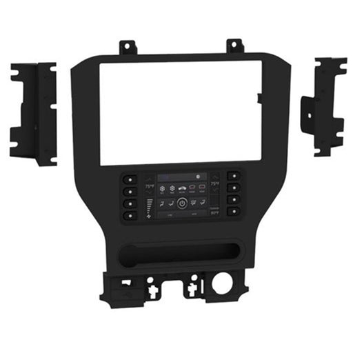 "Metra 108-FD6CH Double DIN Dash Kit for Pioneer 8"" Radios for select 2015-Up Ford Mustang"