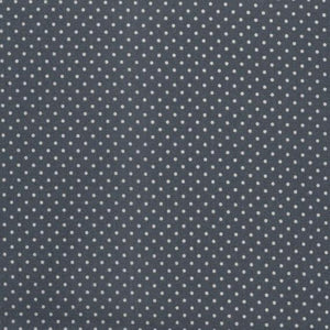 Tecido plastificado - dots blue