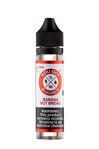 You Got EJuice 70/30 Banana Nut Bread - The Vapour Co.