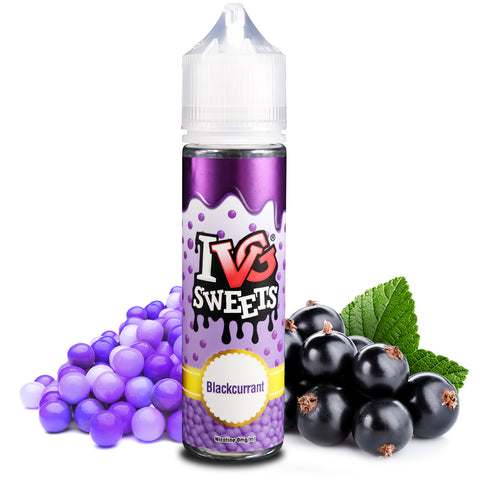 IVG 70/30 Blackcurrant - The Vapour Co.