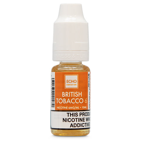 Echo 50/50 British Tobacco - The Vapour Co.