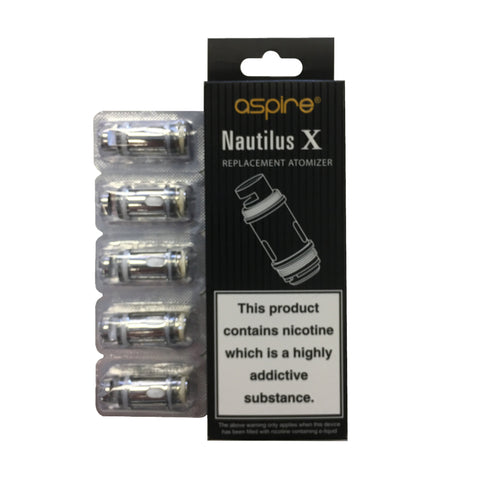 Aspire Nautilus X coils - The Vapour Co.
