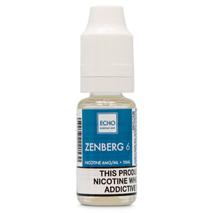 Echo 50/50 Zenberg - The Vapour Co.