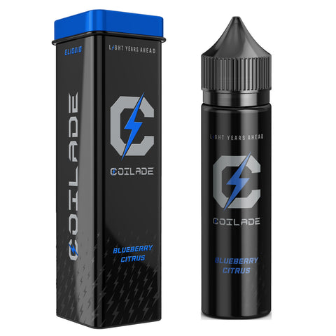 Coilade 70/30 Blueberry Citrus - The Vapour Co.
