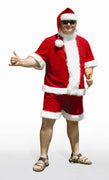 Sunny Santa Suit Christmas Costume - Large