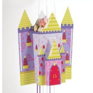 Castle Fun Pull String Pinata