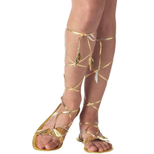 Adult Goddess Sandals - Women's - Party Zone USA