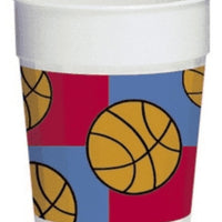 All Star Basketball Plastic Stadium Souvenir Cup (1) - Party Zone USA