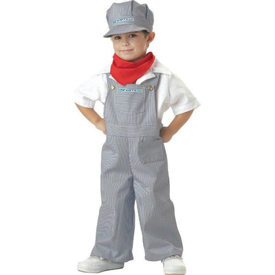 Amtrak Train Engineer Boy's Costume - Toddler - Party Zone USA