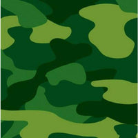 Army Camo Party Beverage Napkins (16) - Party Zone USA