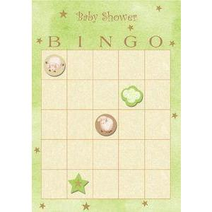 Ba Ba Baby Shower Gift Bingo - Party Zone USA