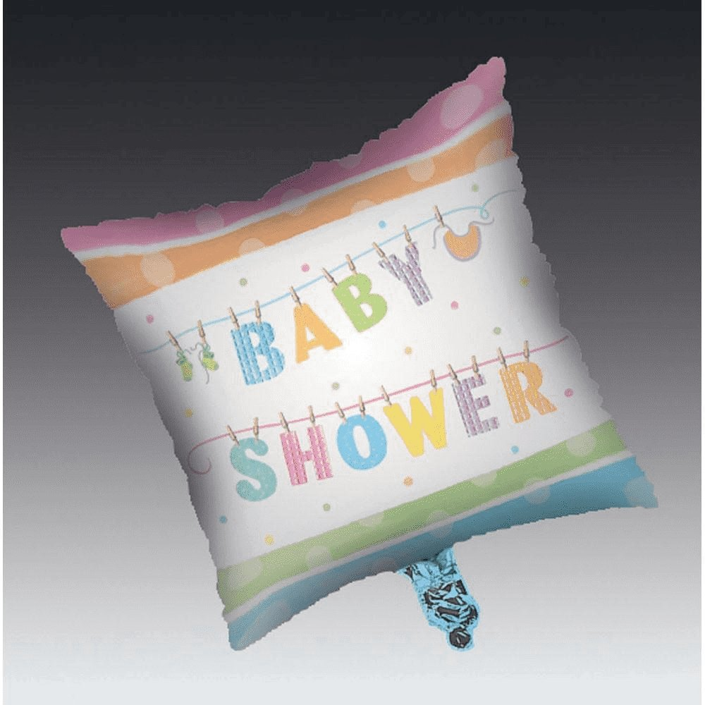 Baby Clothes Shower Balloon - Party Zone USA