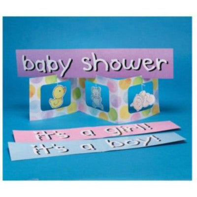 Baby Me Centerpiece - Party Zone USA
