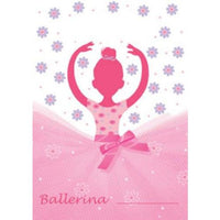 Ballerina TuTu Much Fun Loot Bags - Party Zone USA