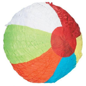 Beach Ball Pinata - Party Zone USA