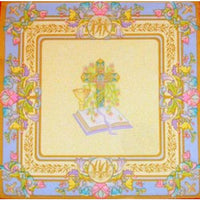 Blessed Events Religious Party Luncheon Napkins (16) - Party Zone USA