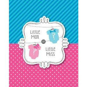 Bow or Bowtie Invitations (8) - Party Zone USA