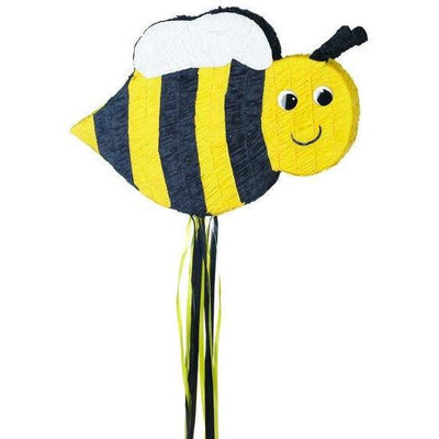 Bumble Bee Pull String Pinata - Party Zone USA