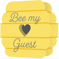 Bumblebee Baby Invitations (8) - Party Zone USA