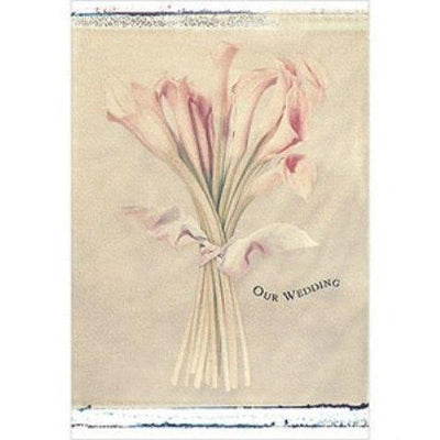 Calla Lily Wedding Bulletins - Party Zone USA