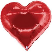 Casino Heart Shape Balloon - Party Zone USA
