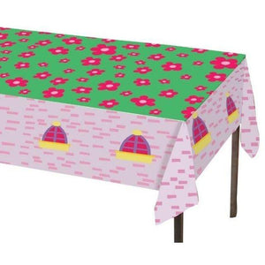 Castle Fun Table Cover - Party Zone USA