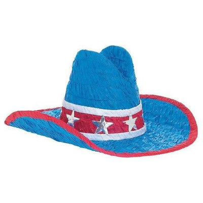 Cowboy Hat Pinata - Party Zone USA