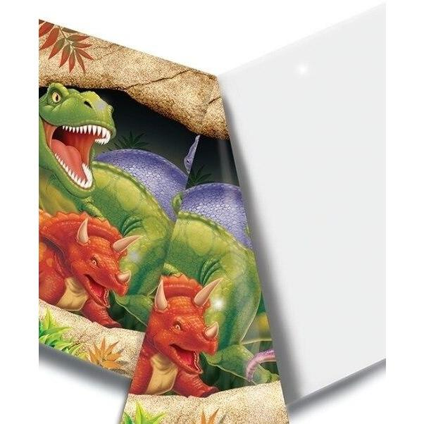 Dino Blast Table Cover - Party Zone USA