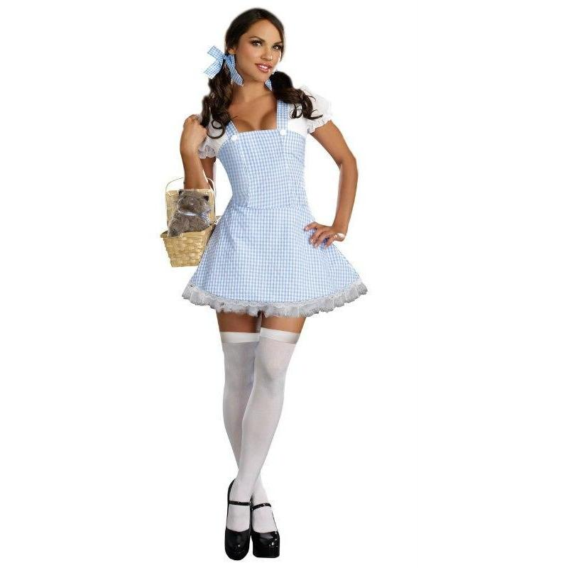 Dorothy Wizard of Oz Women's Costume - Party Zone USA