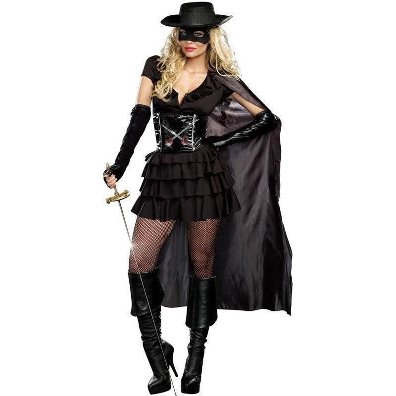Double Edged Diva Costume - Women's - Party Zone USA