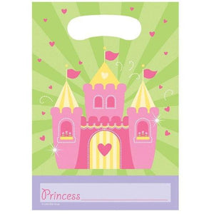 Fairytale Princess Loot Bags (8) - Party Zone USA