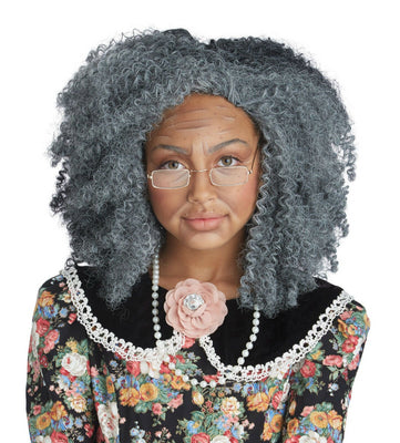Fancy Nana Costume Kit - Child's - Party Zone USA