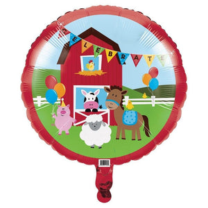 Farmhouse Fun Balloon - Party Zone USA