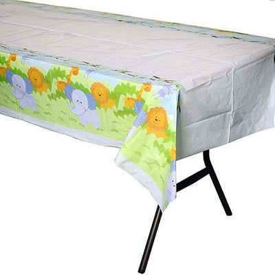 Forest Friends Table Cover - Party Zone USA