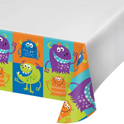 Fun Monsters Tablecover - Party Zone USA