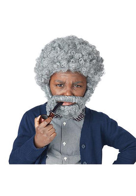 Grandpa Costume Kit - Child's - Party Zone USA