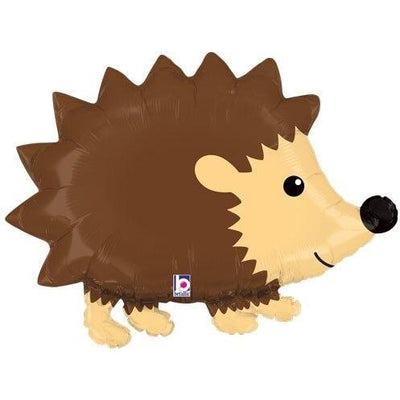 Hedgehog Woodland Critters Balloon - Party Zone USA