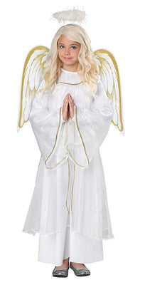 Holiday Angel Child Costume - Party Zone USA