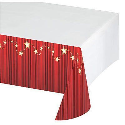 Hollywood Lights Table Cover - Party Zone USA