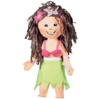 Hula Girl Pinata - Party Zone USA