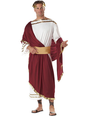 Julius Caesar Costume - Men's - Party Zone USA