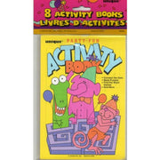 Kids Activity Books (8) - Party Zone USA