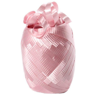 LT PINK Curling Ribbon Egg (75 ft.) - Party Zone USA