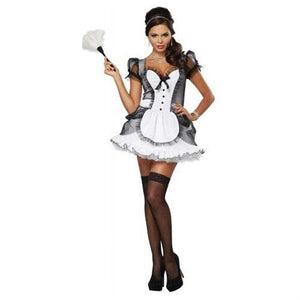 Luxe French Maid Costume - Party Zone USA