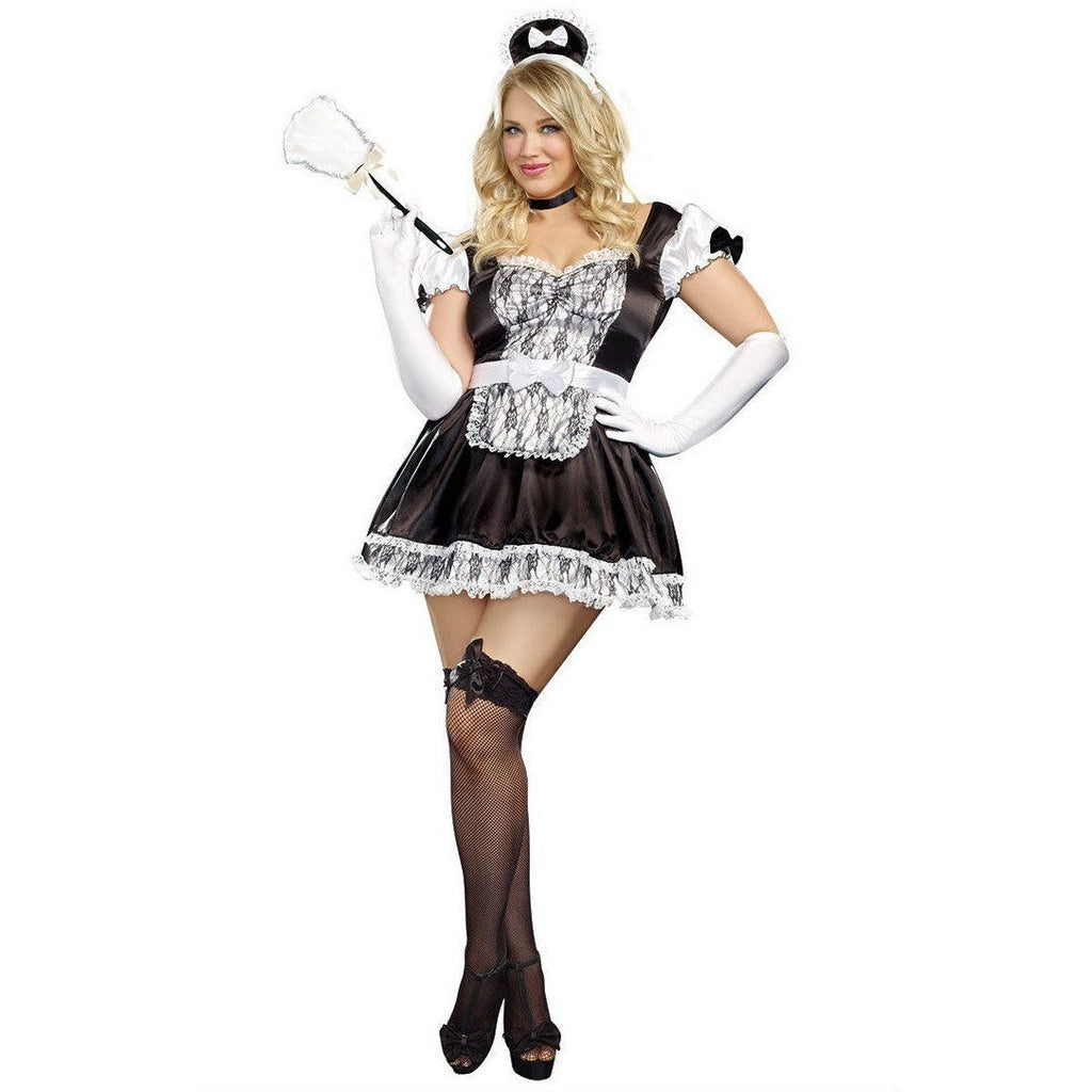 Maid For You Women's Costume - Plus Size - Party Zone USA