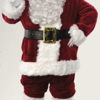 Majestic Santa Suit Christmas Costume - Party Zone USA