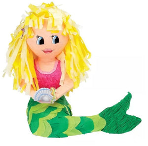Mermaid Pinata - Party Zone USA
