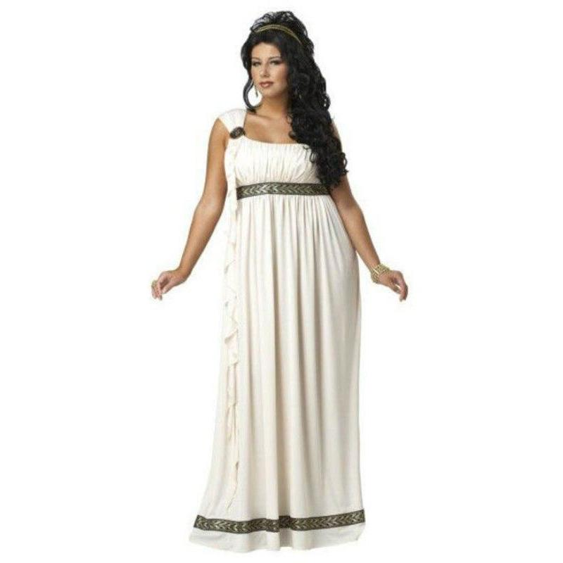 Olympic Goddess Women's Costume - Plus Size - Party Zone USA